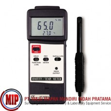 LUTRON HT3006A Temp. and Humidity Meter
