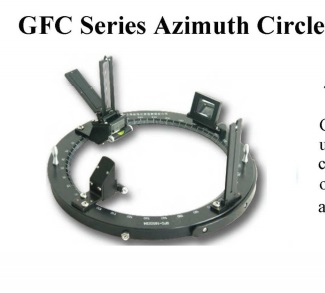 GFC Series Azimuth Circle for Magnetic Compass