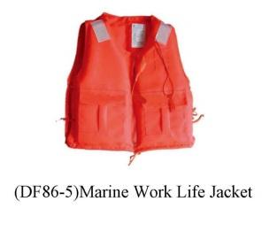 DF86-5 Marine Work Live Jacket
