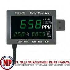 TENMARS TM187D Data Logger CO2/ Humidity and Temp Monitor