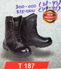 Safety Shoes red parker T187