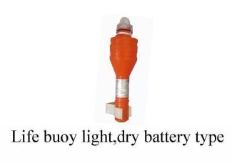 Life buoy Light dry battery type