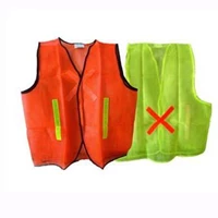 Rompi Safety Jaring X