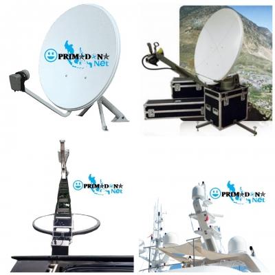 Perangkat Internet Satelit VSAT Murah