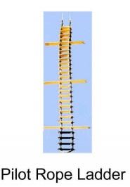 Pilot Rope Leadder