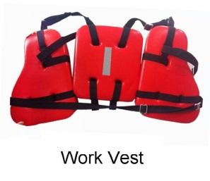 Marine Work Vest