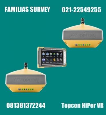 Geodetik Topcon HiPer VR