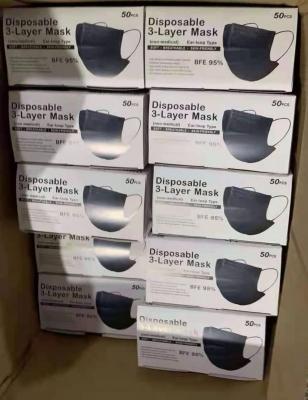 Masker 3ply