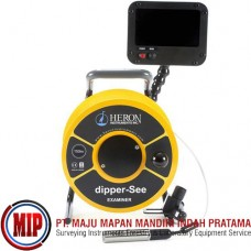 HERON Dipper See EXAMINER (100 Meter) Vertical Downhole Inspection Camera