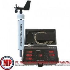RAINWISE HM-1 HAZMAT Portable Weather Station