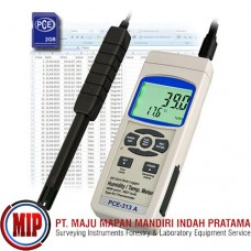 PCE 313A Portable Temperature Meter