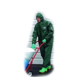 Lakeland PVC chemical splash PNG 134( Baju Chemical)