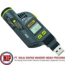 GENERAL HT50 RH/ Temperature USB Data Logger With LCD & Ir Thermometer
