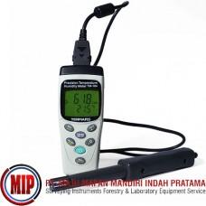 TENMARS TM184 Precision Humidity/ Temp. Datalogger
