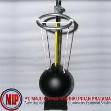 NOVALYNX 210-4417 Globe Thermometer