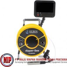 HERON Dipper See EXAMINER (200 Meter) Vertical Downhole Inspection Camera