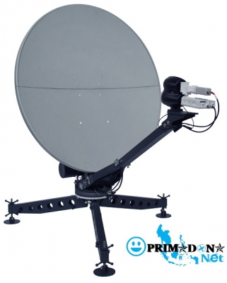 Perangkat Internet Satelit VSAT Manpack - VSAT Backpack - VSAT Flyaway - VSAT Portable