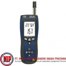 PCE 320 Portable WBGT and Dew Point Meter