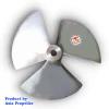 Baling-baling Sodok Aluminium diameter 10 inch | Asia Propeller