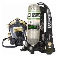 Breathing Apparatus MSA (Scba)