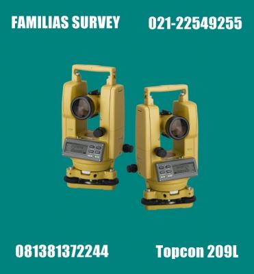 Theodolite Topcon DT209