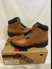 Safety Shoes TRACK Brown Type TR016