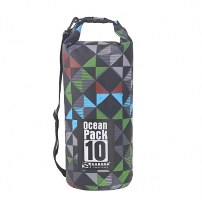 Drybag 10L corak / ocean pack 100% original