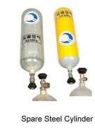 Spare Steel Cylinder