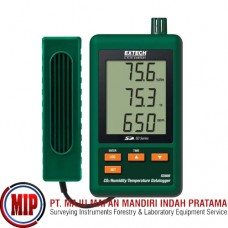 EXTECH SD800 Temperature/Humidity/CO2 Data Logger