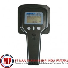 SHIMPO ST5000 Dual 2-in-1 Stroboscope and Tachometer