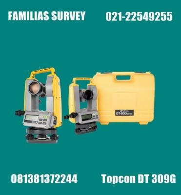 Jual Theodolite Topcon DT 309G