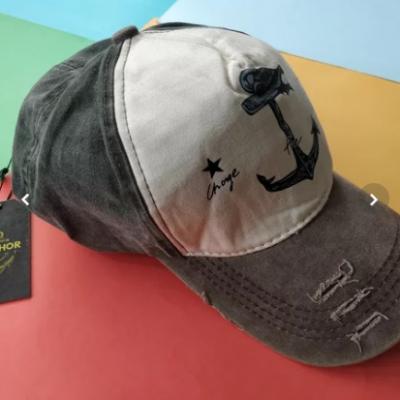 Topi Pelayaran Topi Pelaut Topi Jangkar