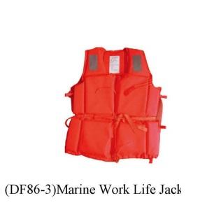 DF86-3 Marine Work Live Jacket