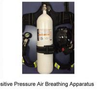 Positie Pressure Air Breathing Apparatus
