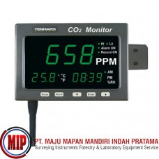 TENMARS TM186 CO2 and Temperature Monitor