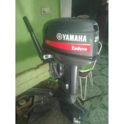Mesin Yamaha 25pk