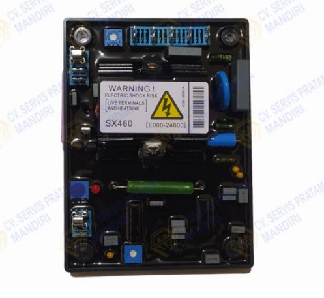 SX460 Automatic Voltage Regulator (AVR)