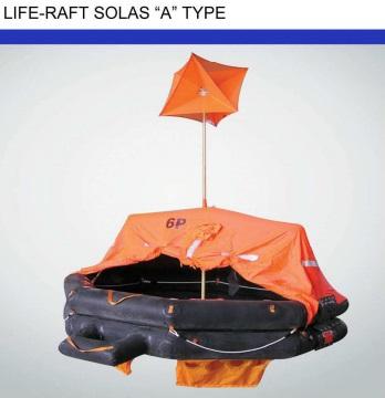 "Life-Raft Solas Type ""A 6P"