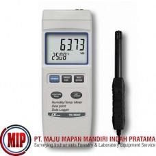 LUTRON YK90HT Humidity Meter Temp. Data Logger