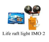 Life raft light IMO 2