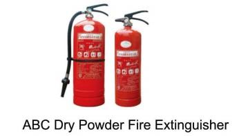 ABC Dry Powdwr Fire Extinguisher 6KG