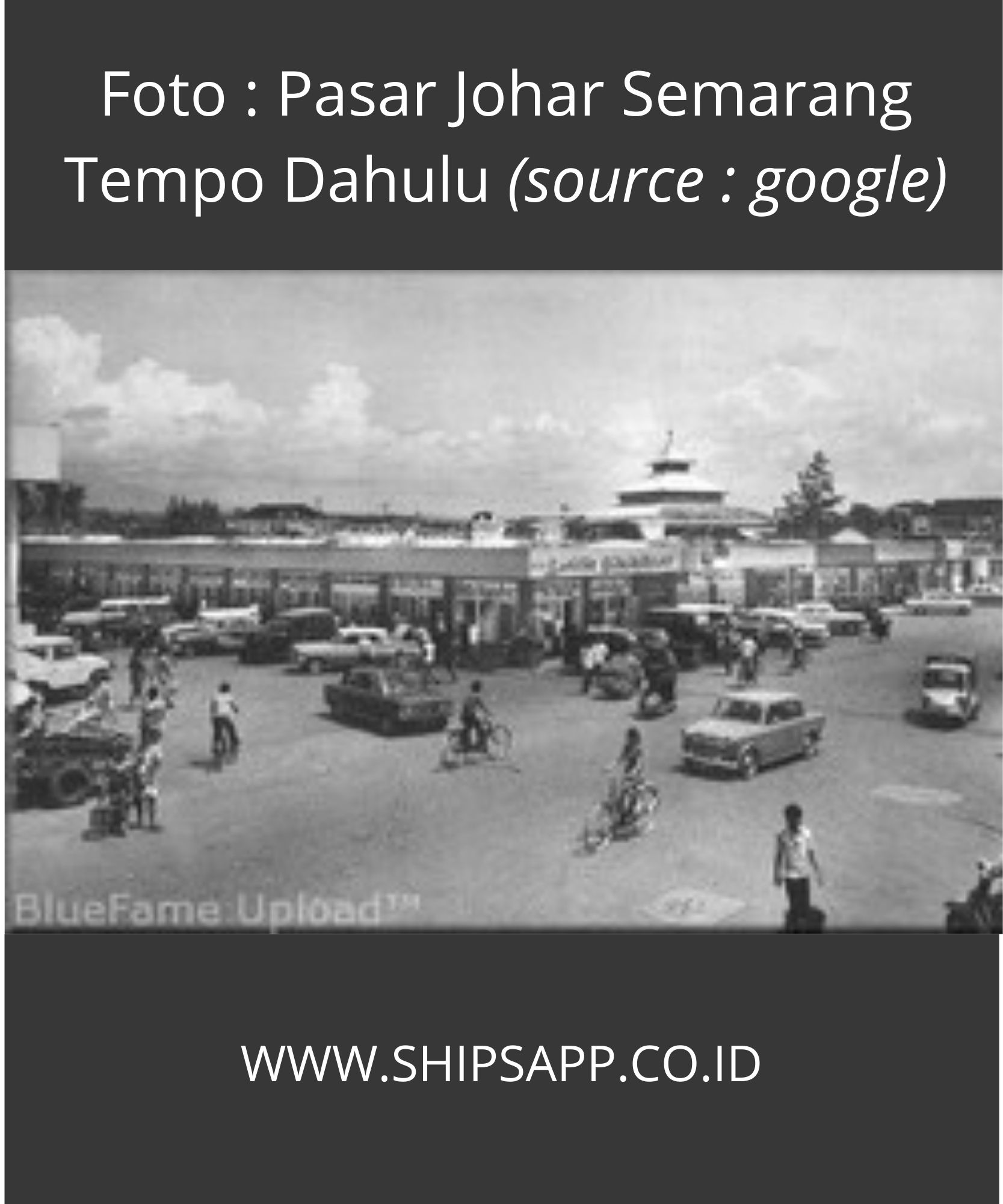 Sejarah Pelabuhan Tanjung Emas