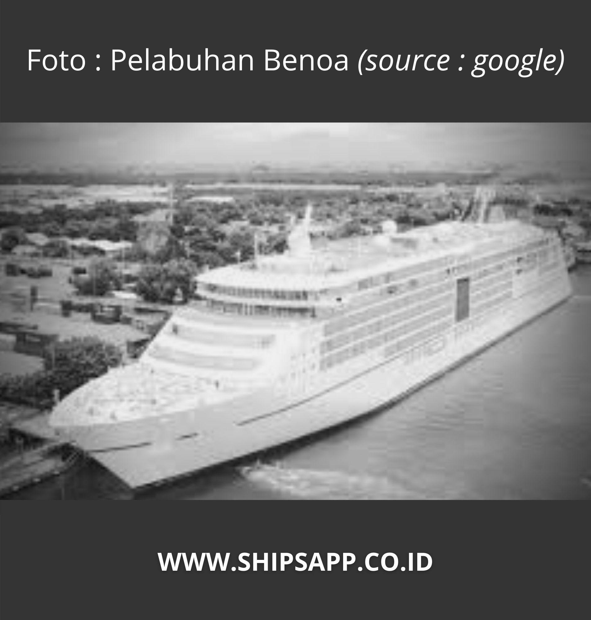 Sejarah Pelabuhan Benoa