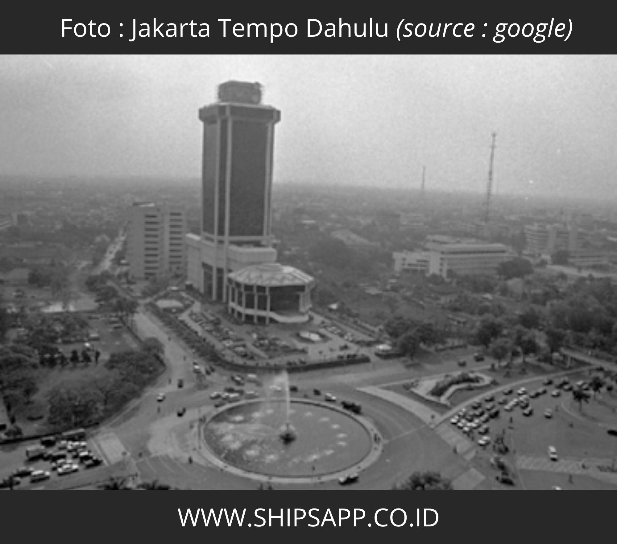 Sejarah Pelabuhan Tanjung Priok