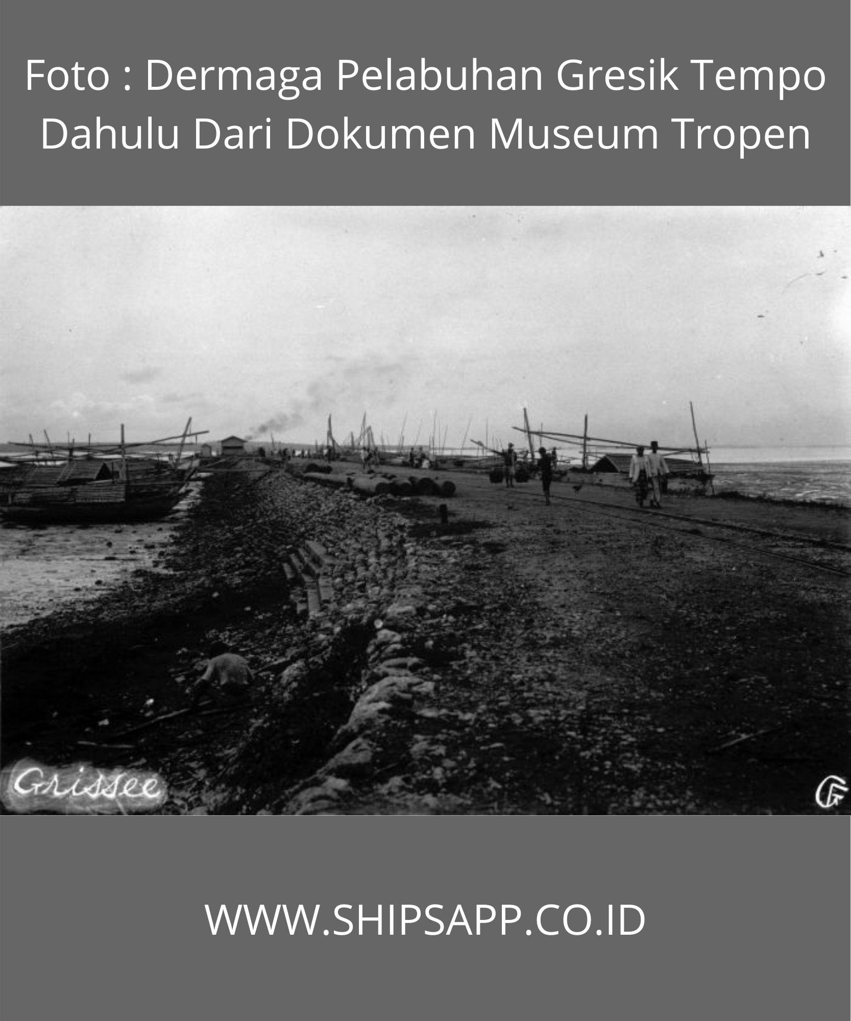 Sejarah Pelabuhan Gresik
